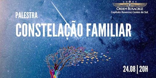 Palestra Constelação Familiar