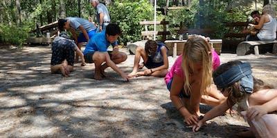 2019 Wilderness Skills Camp for Families & Teens | Nov 1-3