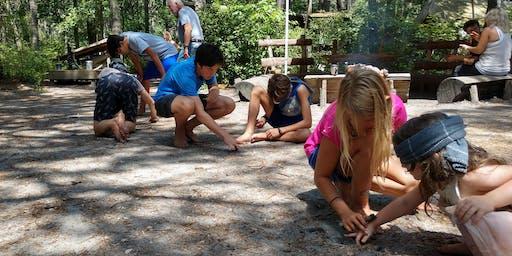 2019 Wilderness Skills Camp for Families & Teens   Nov 1-3