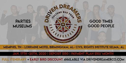 Driven Dreamers Culture Bus Tour