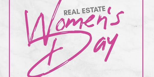 Real Estate Woman Day