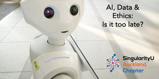 AI, data and ethics: is it too late?