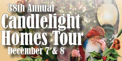 38th Annual Weston, Missouri Candlelight Homes Tour