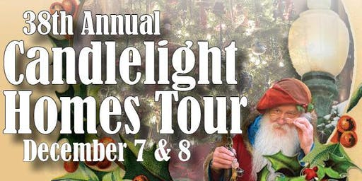 38th Annual Weston, Missouri Candlelight Homes Tour