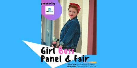 Girl Boss Panel + Career Fair | Powered by MyIntro tickets