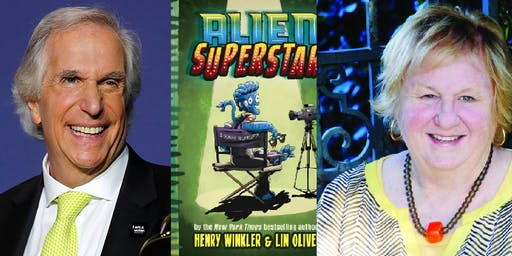 Free Event with Henry Winkler & Lin Oliver!