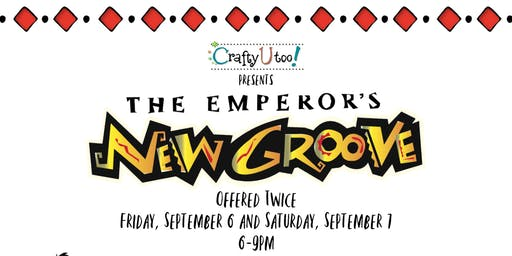 Emperor's New Groove - Kids Night Out