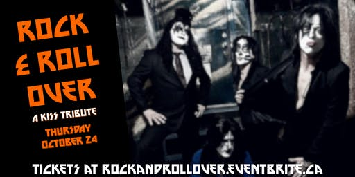 Rock & Roll Over (A KISS Tribute) - Gabby's Live Music Showcase