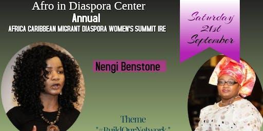 AFRICAN CARIBBEAN MIGRANT DIASPORA (WOMEN SUMMIT IRE)