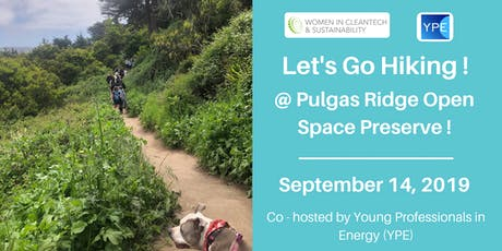 Women in Cleantech: Let's go Hiking @ Pulgas Ridge Open Space Preserve! tickets