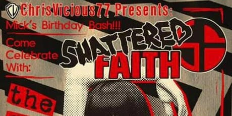 Shattered Faith, The Crowd, The  Vulturas, Transistor at The Tower Bar tickets
