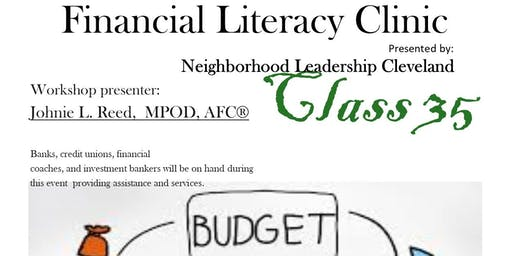 Financial Literacy Clinic
