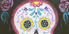 Sugar Skull Paint Party