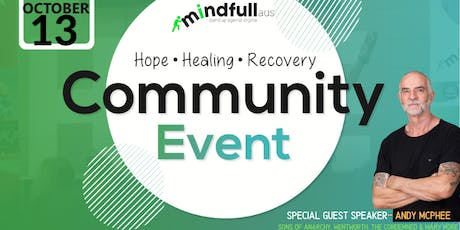 Loved & Worthwhile - Hope, Healing & Recovery (Heyfield) tickets
