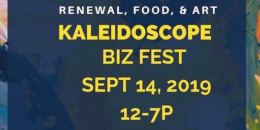Kaleidoscope Biz Fest 2019