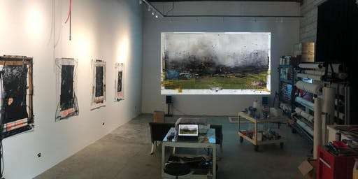 SEED Artist Studio Visit with Deborah Oropallo