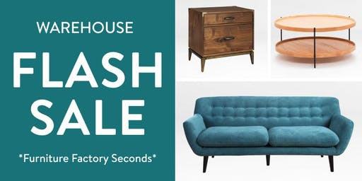 Massive DTLA Furniture Sale - prices starting at 60% off