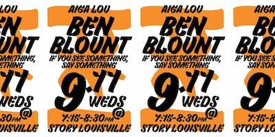 AIGALou Design Week 19: Ben Blount