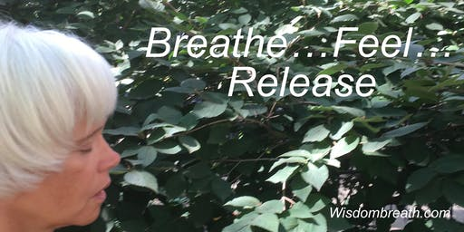 Breathe, Feel  & Release        BioDynamic Breath Introduction Workshop