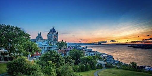 8月31-9月2日  置身欧洲童话世界:法语城市蒙特利尔和魁北克三日两夜深度游+体验繁星闪烁下露营之夜+游历雅克-卡地亚国家公园雄山碧水