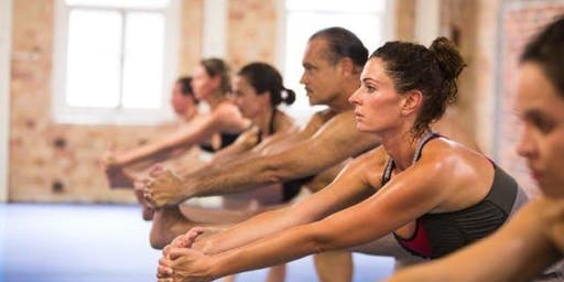 lululemon presents Hot Hatha Yoga Sweat Sunday