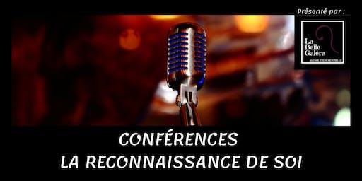 Conférences  - La Reconnaissance de soi