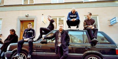 VIAGRA BOYS With Party Dozen tickets