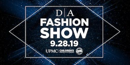 "The 4th Annual David Alan Fashion Show: ""Meet Me at the Top"""