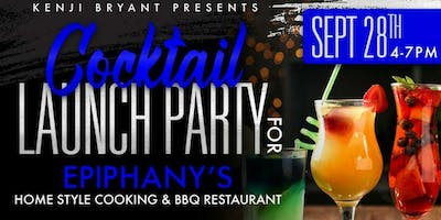 Cocktail Launch Party!!
