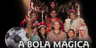 "Desconto! Espetáculo Infantil ""A Bola Mágica"" no Teatro Jardim Sul"