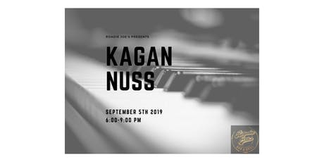 Kagan Nuss Returns tickets