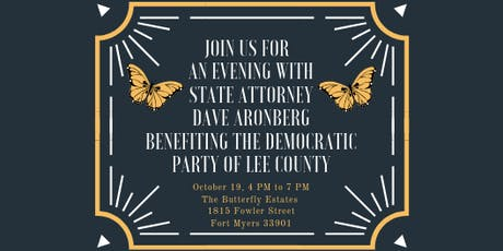 Democratic Party of Lee County Fall Fundraising Reception tickets
