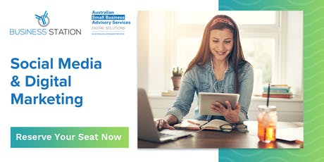 Understanding How to Maximise Facebook, Instagram and Linkedin for Your Business(Mirrabooka) presented by Sandra Tricoli tickets