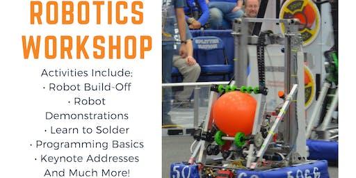 Saline High School Fall Robotics Workshop