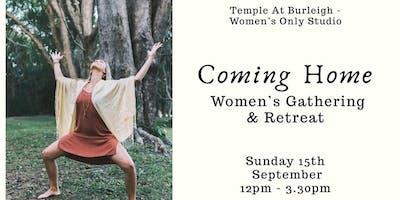 Coming Home - Women's Gathering & Retreat