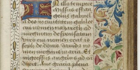 Curator's Choice: The Book of Hours tickets