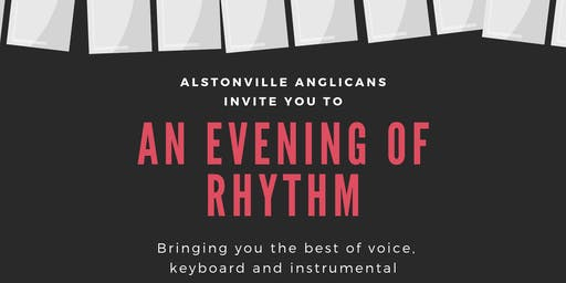 An evening of rhythm