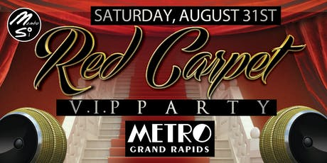 RED CARPET VIP PARTY tickets