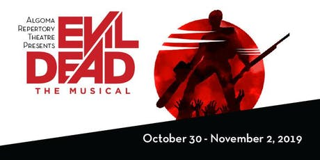WEDNESDAY Dinner Theatre: Evil Dead The Musical tickets