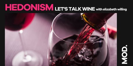 Let's Talk Wine with Elizabeth Willing tickets