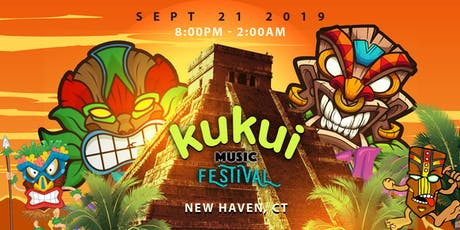 Kukui Music Festival | New Haven, CT tickets