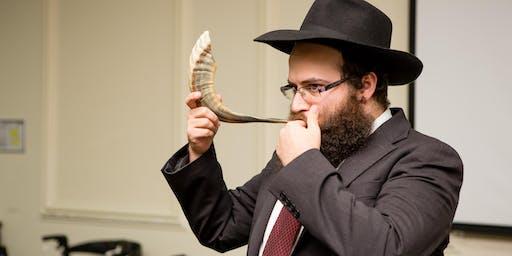 Rosh Hashanah Dinner on Gary Smorgon House Level 1