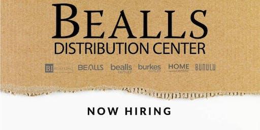 Bealls Logistics Support Center: JOB-FAIR