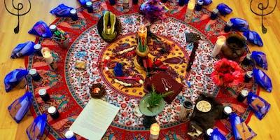 Sacred Feminist Womxn's Circle  - September 15, 2019!