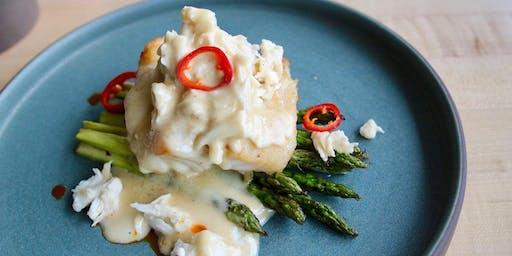 Swift's Attic 2019 Alaskan Seafood Dinner benefiting Operation Turkey