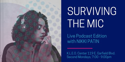 Surviving the Mic Open Mic: Live Podcast Edition