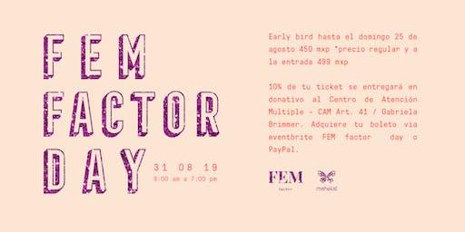 FEM factor day