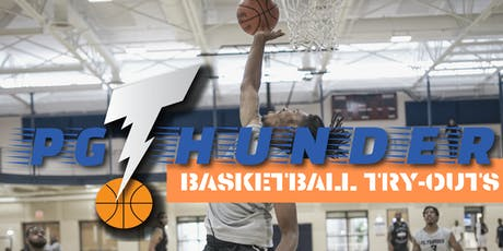 PG Thunder Basketball Tryouts tickets