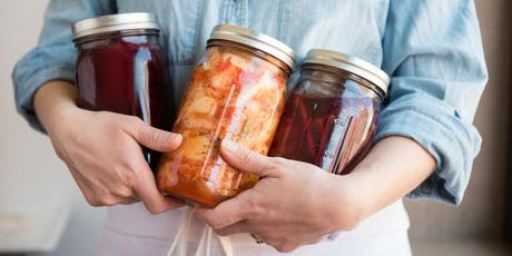 Fermenting for Health tickets