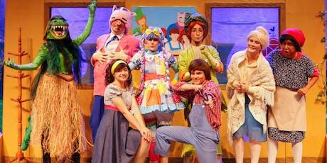 """Desconto! Espetáculo infantil """"As Aventuras do Sítio do Pica Pau Amarelo"""" no Teatro Jardim Sul ingressos"""